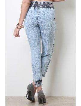 distressed-loose-fit-denim-pants by urbanog