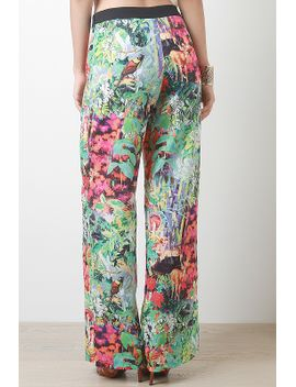 relaxed-tropical-print-pants by urbanog