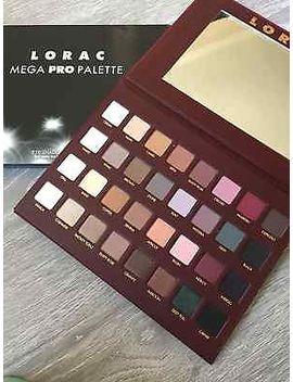 nib-lorac-mega-pro-32-shade-eyeshadow-palette---2014-holiday-limited-edition by lorac