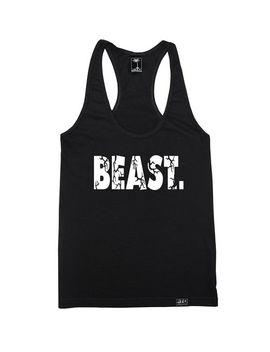 ftd-apparel-womens-beast-racerback-tank-top by ftd-apparel