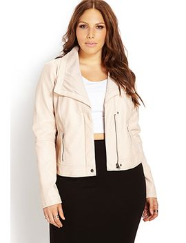 city-chic-faux-leather-jacket by forever-21