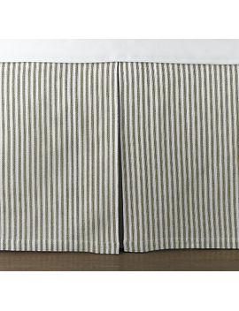 Vintage Ticking Stripe Skirt by Rh Baby&Child