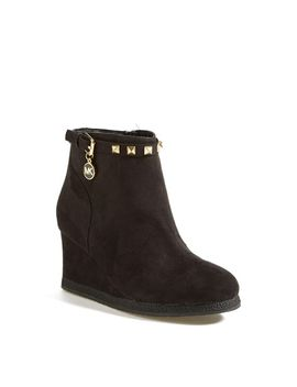 cara-wedge-bootie by michael-michael-kors