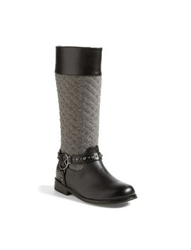 emma-quilted-flannel-panel-boot by michael-michael-kors