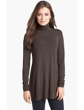scrunch-neck-tunic by eileen-fisher