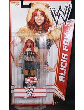 wwe-alicia-fox-figure-series-19 by mattel