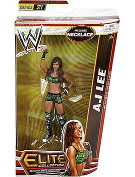wwe-elite-collection-aj-action-figure by mattel