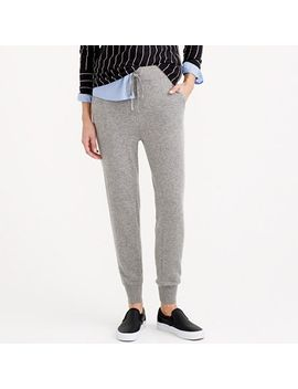 italian-cashmere-sweatpant by jcrew
