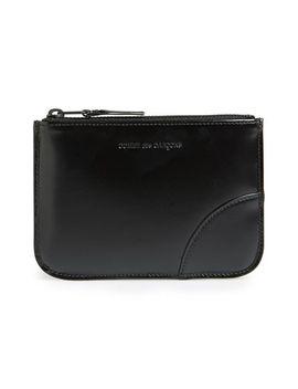 top-zip-pouch-wallet by comme-des-garÇons