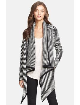 mathisa-open-front-wool-&-cashmere-cardigan by joie