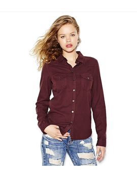 must-have-cotton-shirt by garage