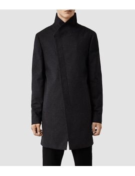 saul-coat by allsaints