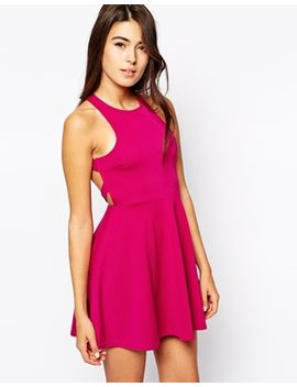 oh-my-love-skater-dress-with-strappy-back by oh-my-love