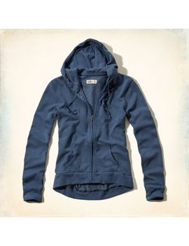 logo-graphic-hoodie by hollister