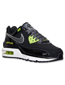 boys-grade-school-nike-air-max-wright-ltd-running-shoes by nike