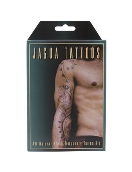 earth-henna-organic-jagua-black-temporary-tattoo-and-body-painting-kit---black by earth-jagua