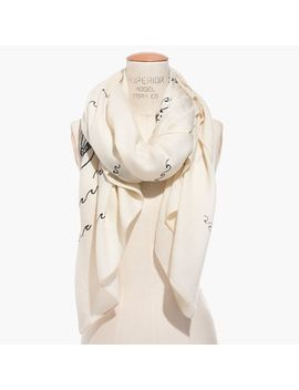 cityguide-scarf by madewell