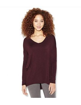 drop-shoulder-long-sleeve-tee by garage