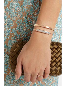 baja-rose-gold-plated-diamond-bracelet by monica-vinader