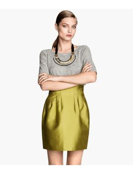 flared-skirt by h&m