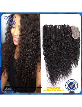 vipbeauty-deep-wave-brazilian-virgin-remy-hair-4pcs-lot-brazilian-curly-lace-closure-with-human-hair-bundles-weave-free-shipping by ali-express
