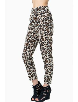 leopard-love-slouchy-pant by agaci