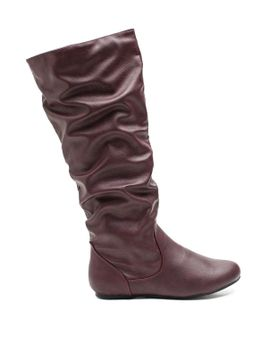kalisa-04n-everyday-slouch-boot by agaci