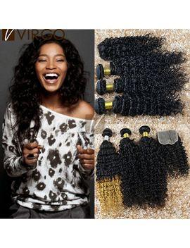 brazilian-virgin-hair-lace-closure-with-bundles-brazilian-curly-virgin-hair-1pc-lace-closure-with-3pcs-hair-bundle-4pcs-lot by ali-express