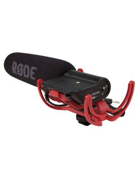 rode-videomic-directional-video-condenser-microphone-with-mount by rode
