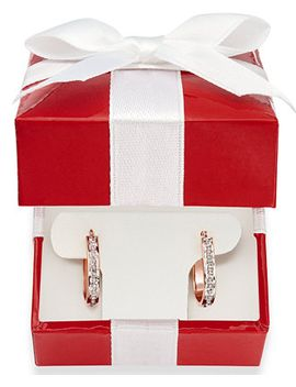 14k-rose,-yellow,-or-white-gold-diamond-accent-pear-shaped-hoop-earrings by macys