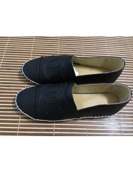 cc-leather-espadrilles-in-black by kn1215