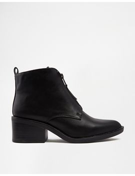 new-look-clove-zip-front-ankle-boots by new-look