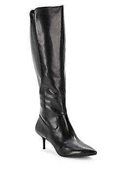 knee-high-leather-side-zip-boots by enzo-angiolini