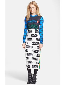 rally-motocross-uprising-dress by marc-by-marc-jacobs