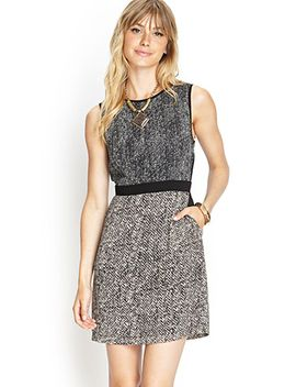 mixed-messages-sheath-dress by forever-21
