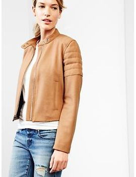 quilted-wool-biker-jacket by gap