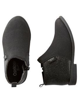 oshkosh-glitter-ankle-boots by oshkosh