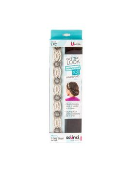 claires-accessories-scunci-hollywood-roll-hairband by amazon