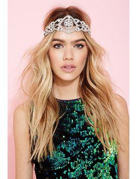 ornate-rhinestone-headband by forever-21