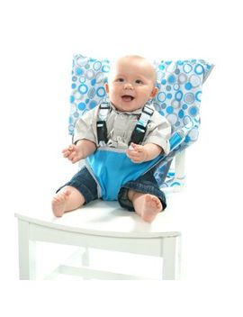 my-little-seat-infant-travel-high-chair,-hula-loops,-6-months by my-little-seat