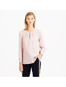collection-satin-top by jcrew