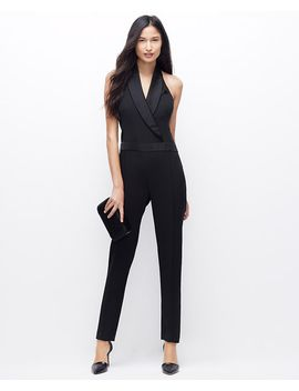tuxedo-jumpsuit by ann-taylor