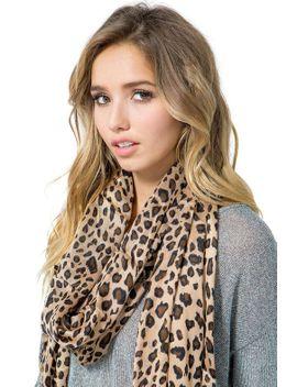 oversized-fringe-leopard-scarf by agaci