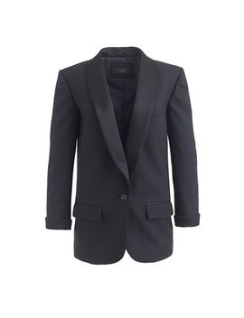 collection-shawl-collar-tuxedo-blazer by jcrew