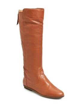 downtown-riding-boot by topshop