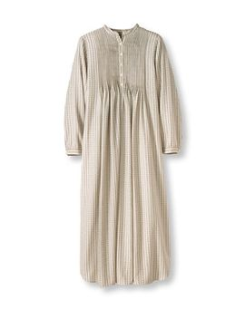 vintage-flannel-nightgown by llbean