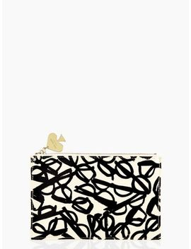 literary-glasses-pencil-pouch-set by kate-spade