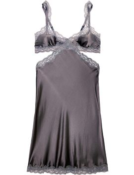 clara-whispering-lace-trimmed-stretch-silk-satin-chemise by stella-mccartney