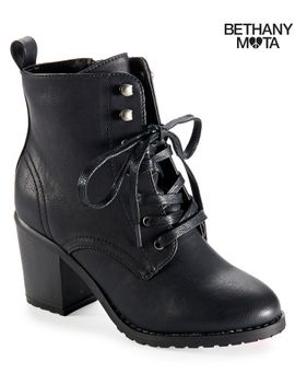 lace-up-combat-boot by aeropostale