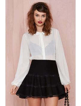 joa-flare-up-skirt by nasty-gal